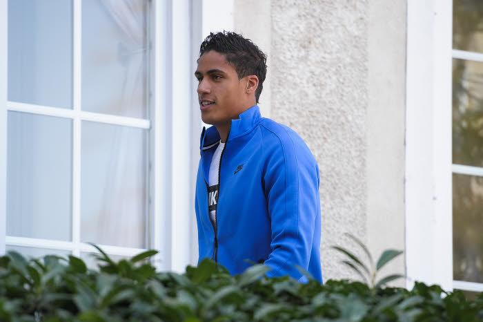 Raphaël Varane, Real Madrid