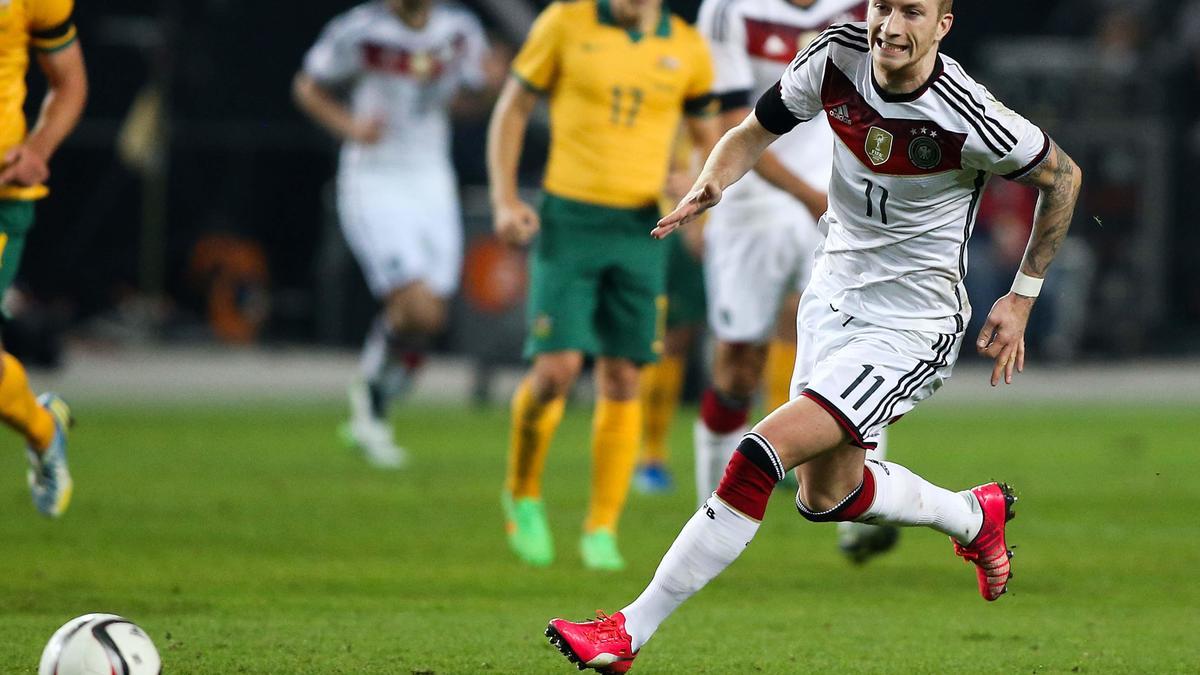 Mercato - Borussia Dortmund : Vers un duel entre Arsenal et le Real Madrid pour Marco Reus ?