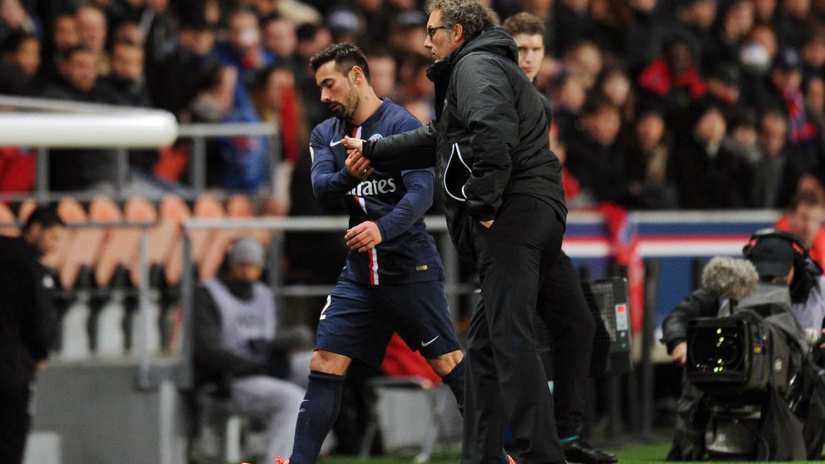 Mercato - PSG : Un club prêt à proposer un échange pour Lavezzi ?