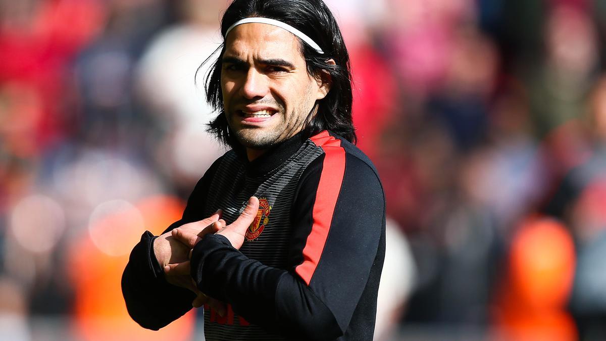 Ce club qui brise le silence pour Radamel Falcao
