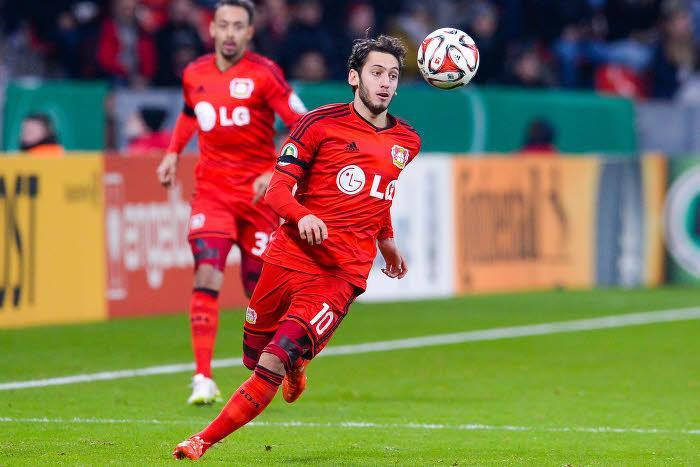 Hakan Çalhanoglu, Bayer Leverkusen