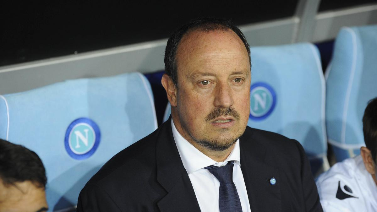 Rafael Benitez, Naples