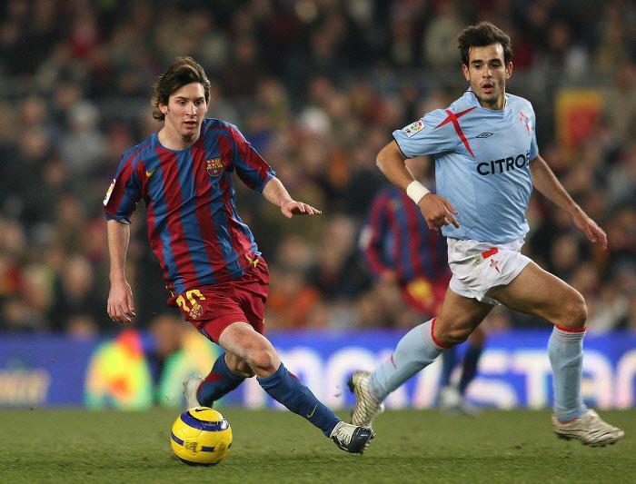 Lionel Messi, en 2005
