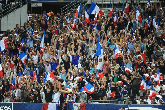 Public équipe de France