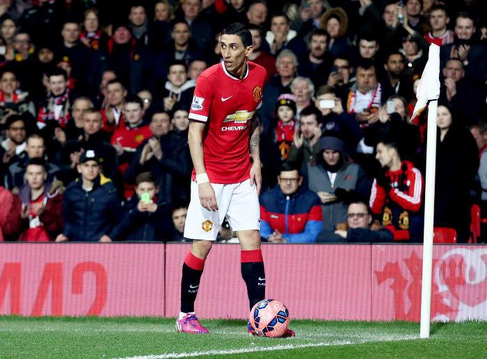 Angel Di Maria, Manchester United