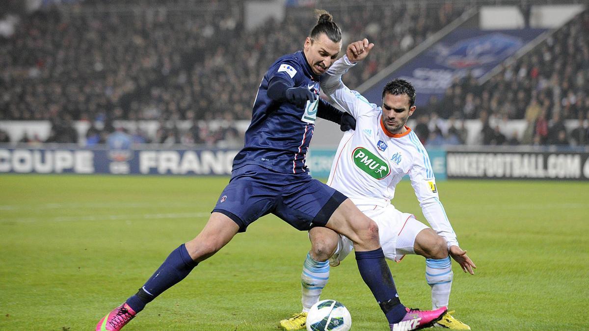 Zlatan Ibrahimovic & Jérémy Morel