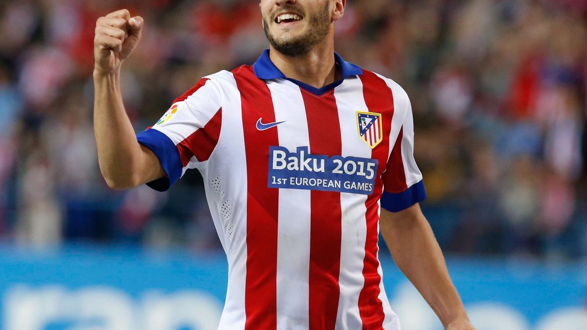 Koke, Atlético Madrid
