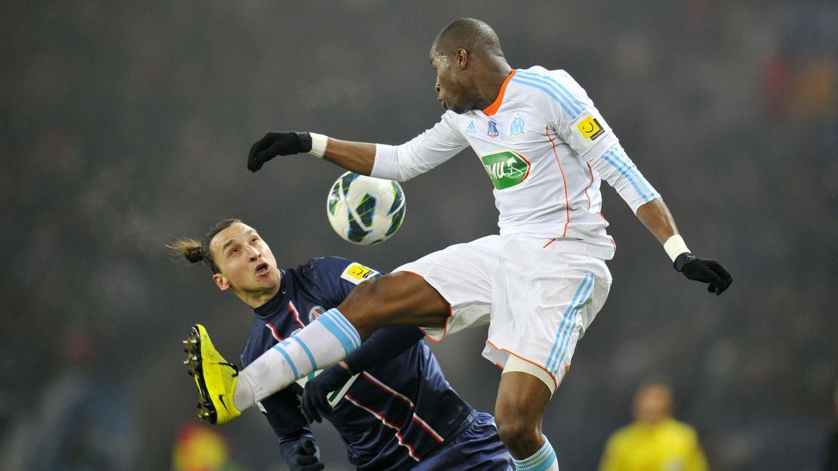 Zlatan Ibrahimovic & Rod Fanni