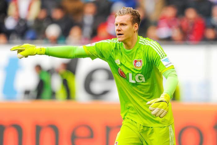 Bernd Leno, Leverkusen