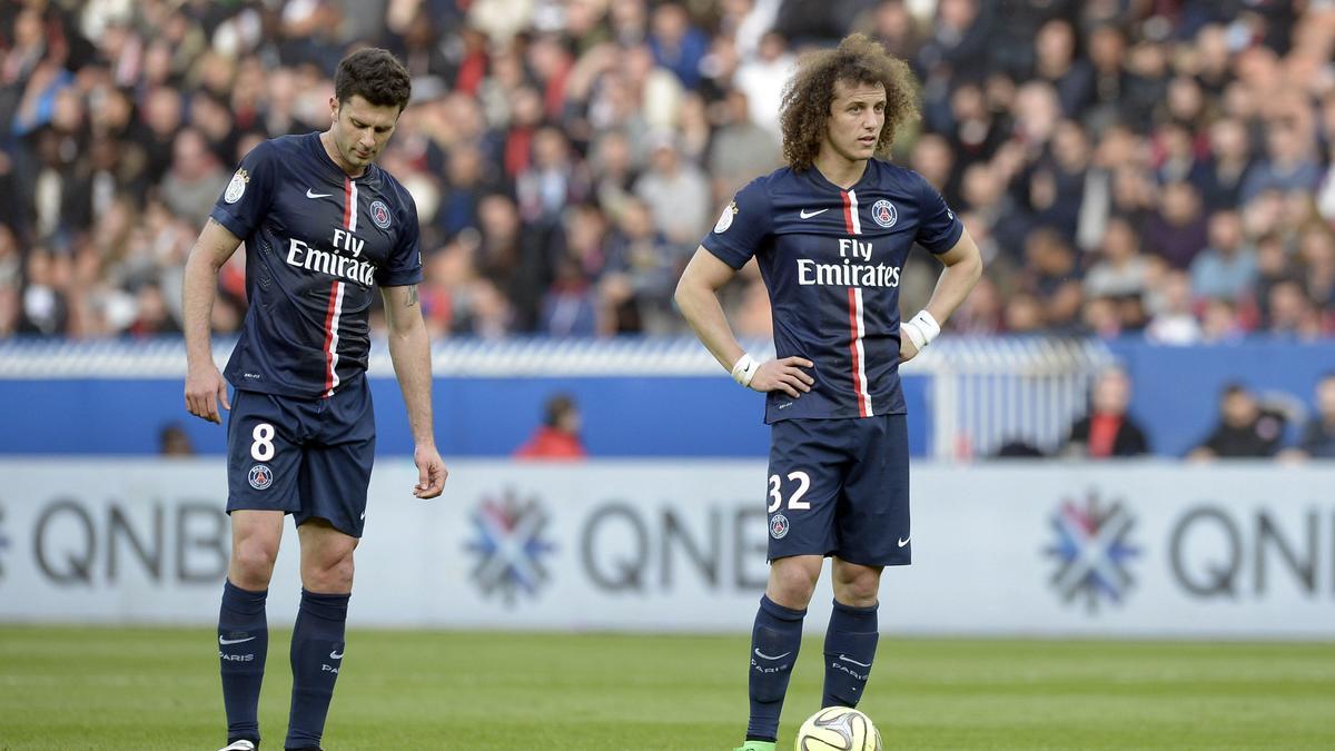 PSG : Pierre Ménès annonce la couleur après les blessures de David Luiz et Thiago Motta