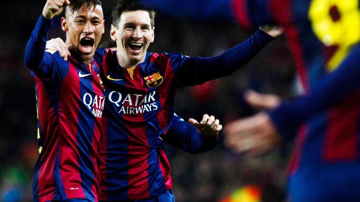Lionel Messi & Neymar, FC Barcelone