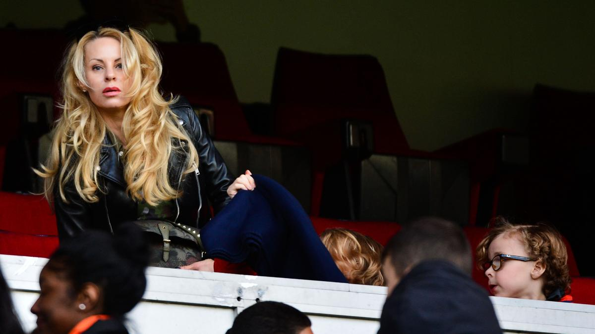 Helena Seger, compagne de Zlatan Ibrahimovic