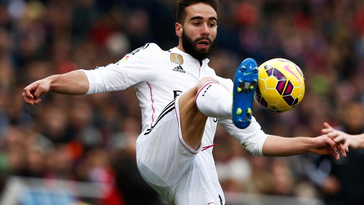 Dani Carvajal, Real Madrid