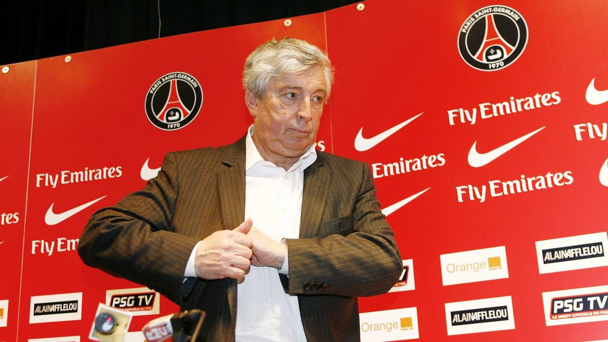Alain Cayzac, PSG