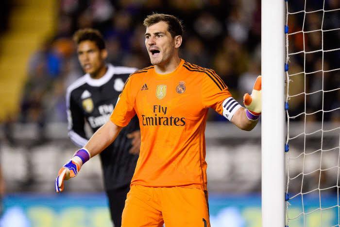 Iker Casillas, Real Madrid