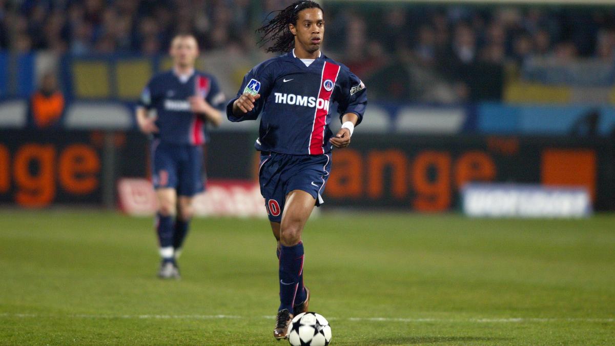 Ronaldinho, PSG