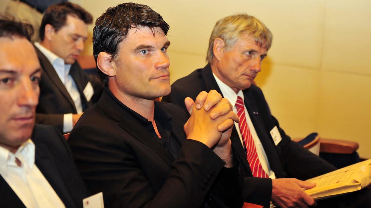 Fabien Pelous et Jean-Claude Skrela, FFR