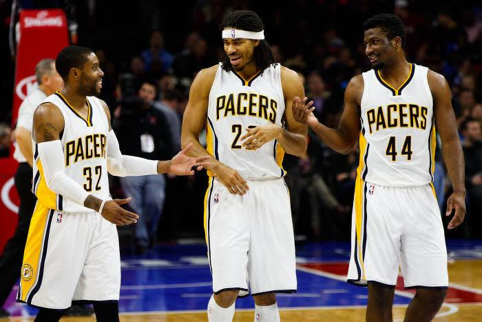 Chris Copeland, Indiana Pacers