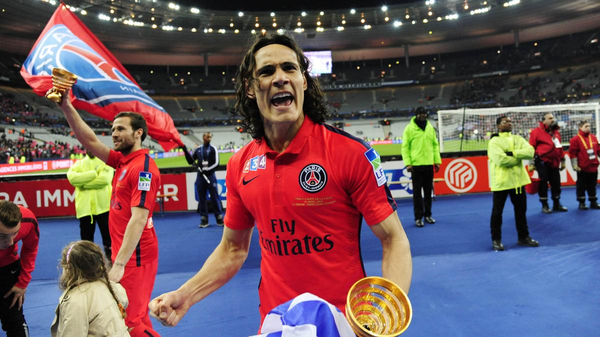 Mercato - PSG : Manchester United aurait contacté Paris pour Cavani !