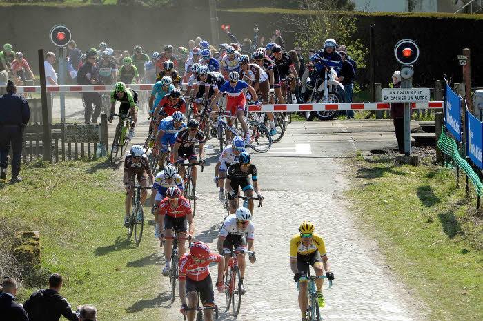 Cyclisme : Quand la SNCF décide de porter plainte après Paris-Roubaix