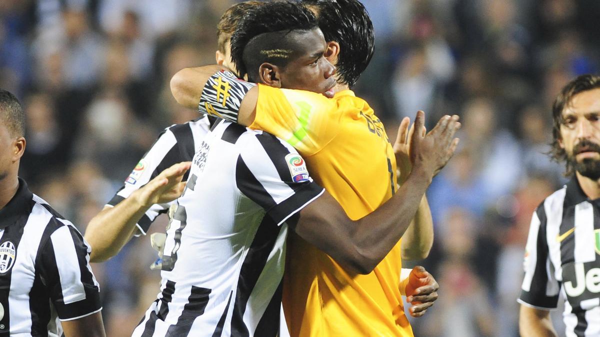 Les confidences de Buffon sur l'avenir de Paul Pogba