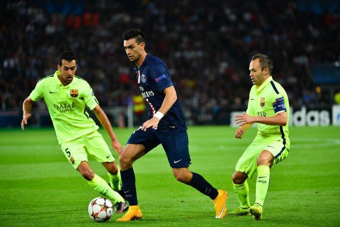 Mercato - PSG/Barcelone : «À Barcelone, Pastore serait fantastique»