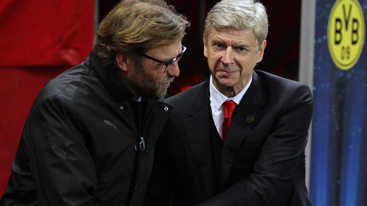Mercato - Arsenal : Jürgen Klopp, une vraie menace pour Arsène Wenger ?