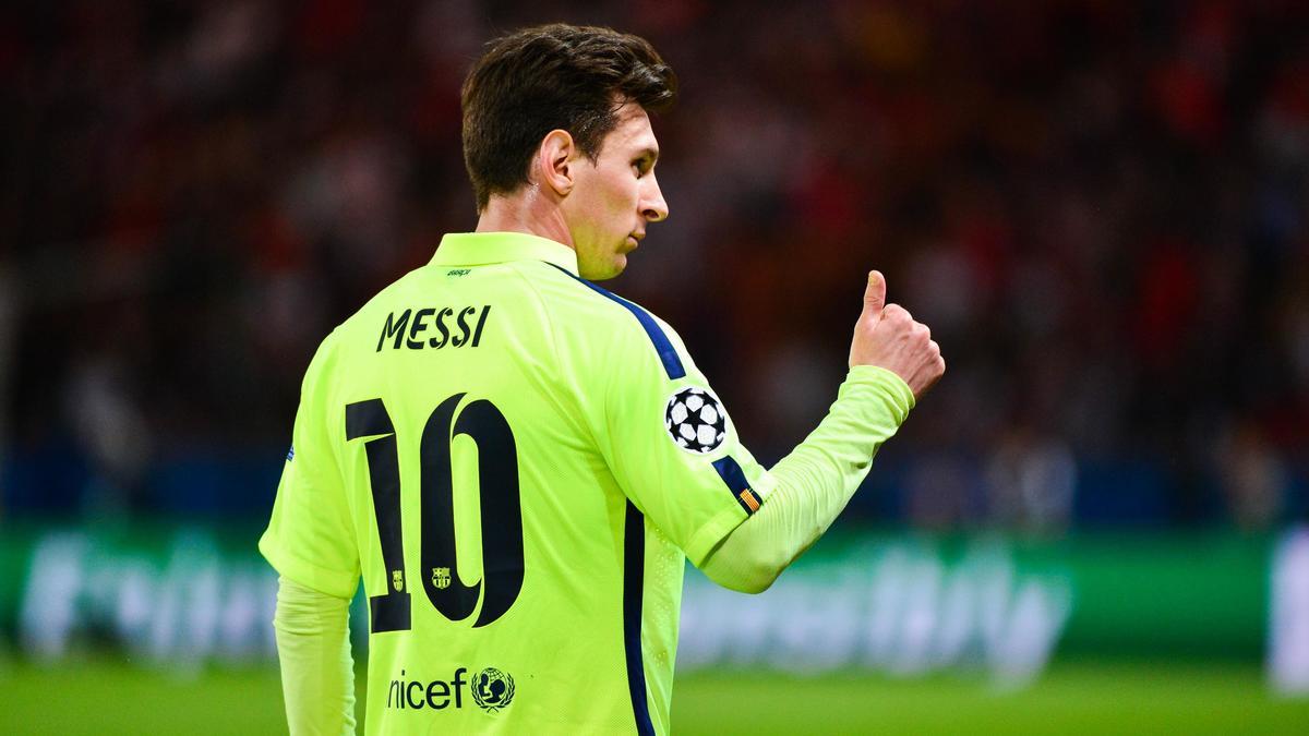 Quand un journaliste tente de recruter Lionel Messi