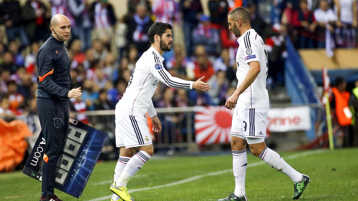 Isco, Real Madrid