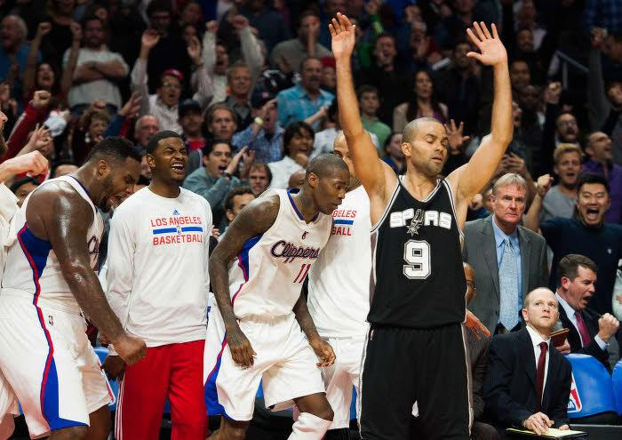Tony Parker, San Antonio Spurs