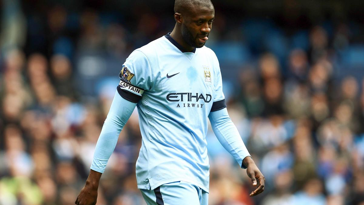 Yaya Touré, Manchester City