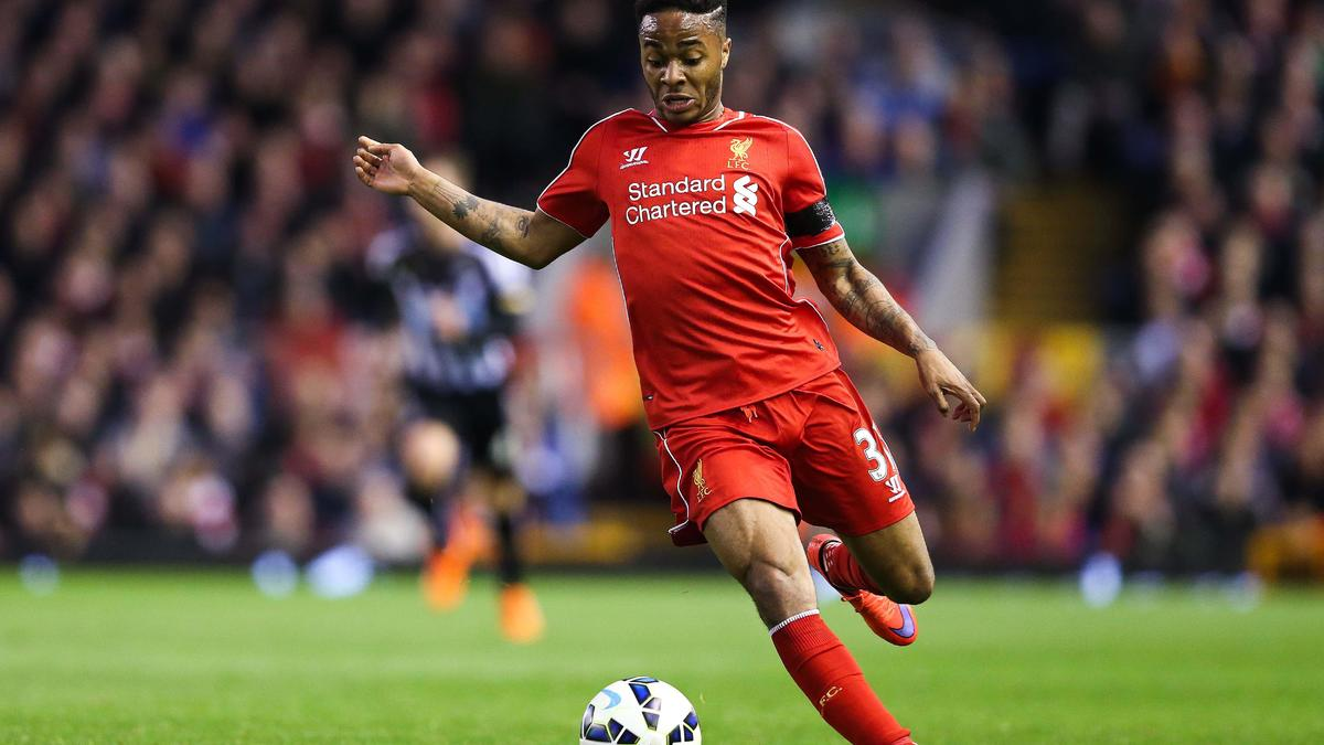 Raheem Sterling, Liverpool