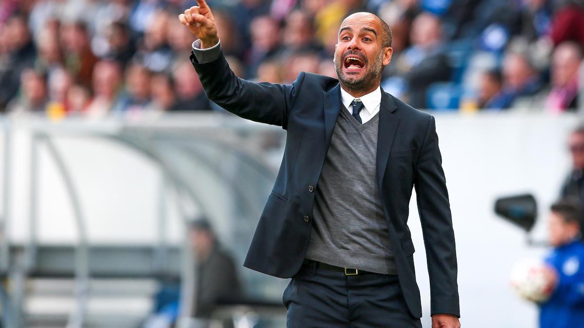 Pep Guardiola, Bayern Munich