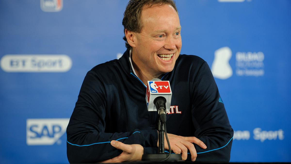 Mike Budenholzer, Atlanta Hawks