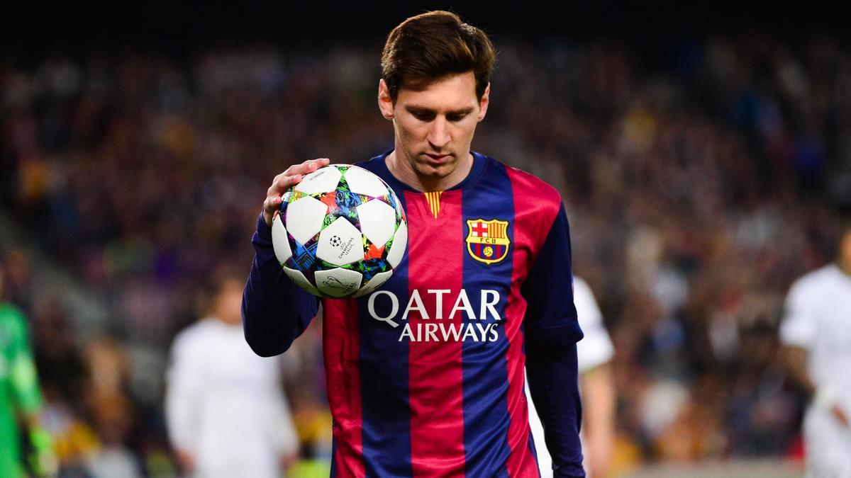 Quand la presse espagnole pointe Messi du doigt
