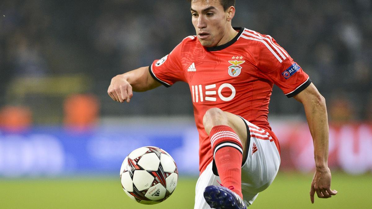 Nicolas Gaitan, Benfica