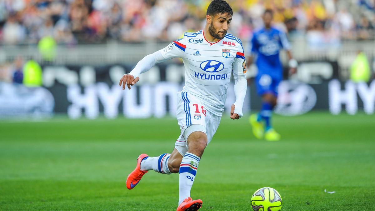 Un nouveau prétendant en course pour Nabil Fekir