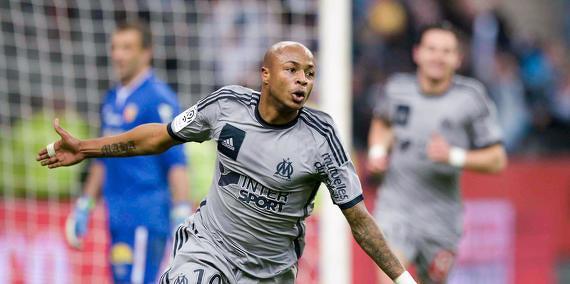 Mercato - OM : Ce club qui évoque encore le nom d'André Ayew...