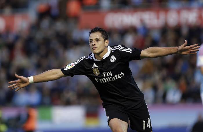 Javier Hernandez, Real Madrid