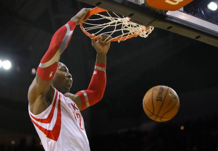 Dwight Howard, Rockets