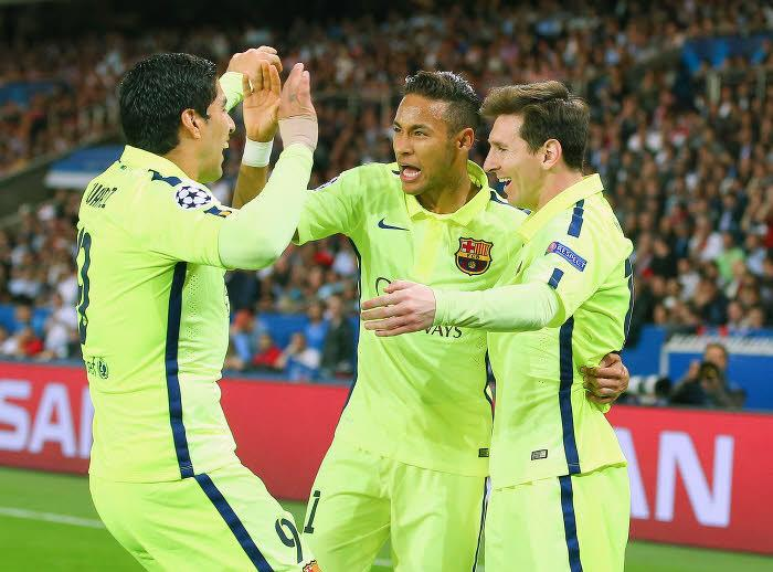 Mercato - PSG/Barcelone : Messi, Neymar, Suarez… Quand Al-Khelaïfi évalue l'attaque du Barça !