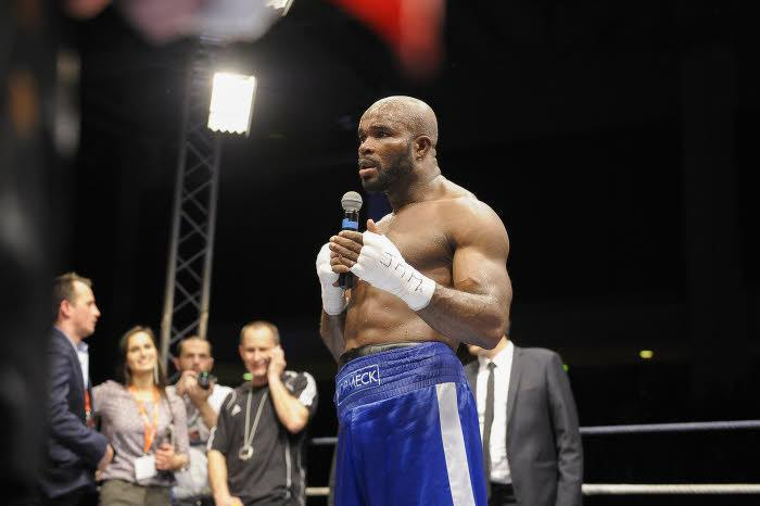 Jean-Marc Mormeck, boxe