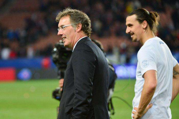 Le message fort de Laurent Blanc sur l'absence de Zlatan Ibrahimovic
