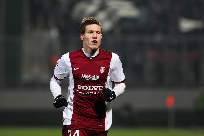 Gaetan Bussmann, FC Metz