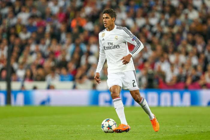 Raphaël Varane, Real Madrid