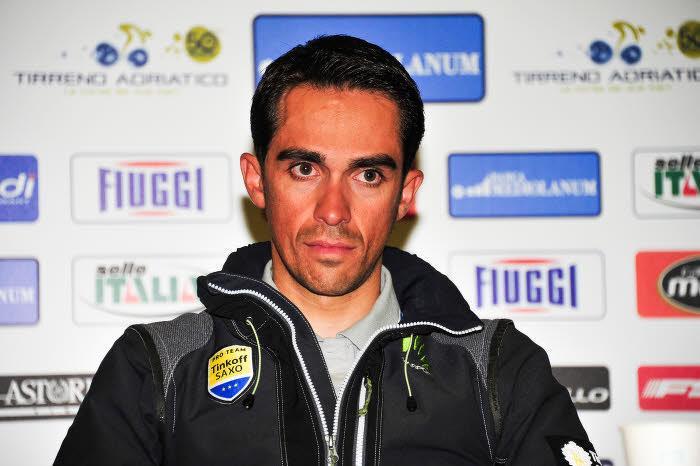 Alberto Contador, Cyclisme