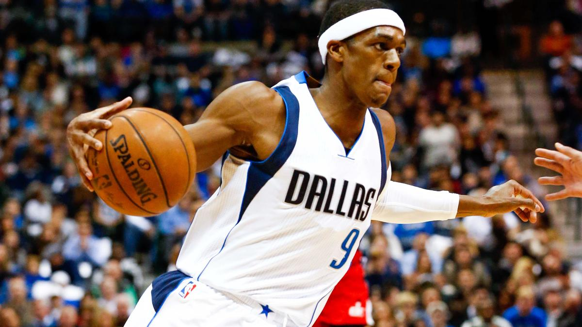 Rajon Rondo, Dallas Mavericks