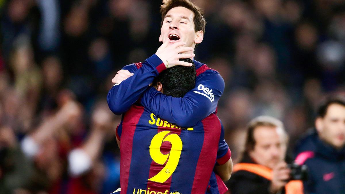 Lionel Messi & Luis Suarez, Barcelone