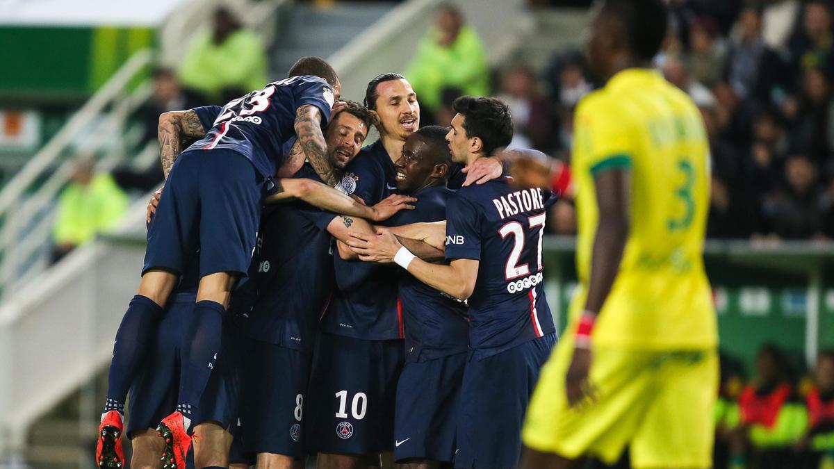 Nantes/PSG
