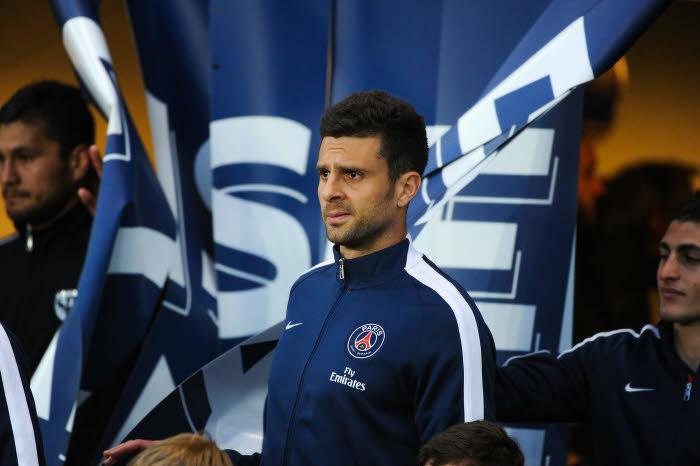 Thiago Motta, PSG